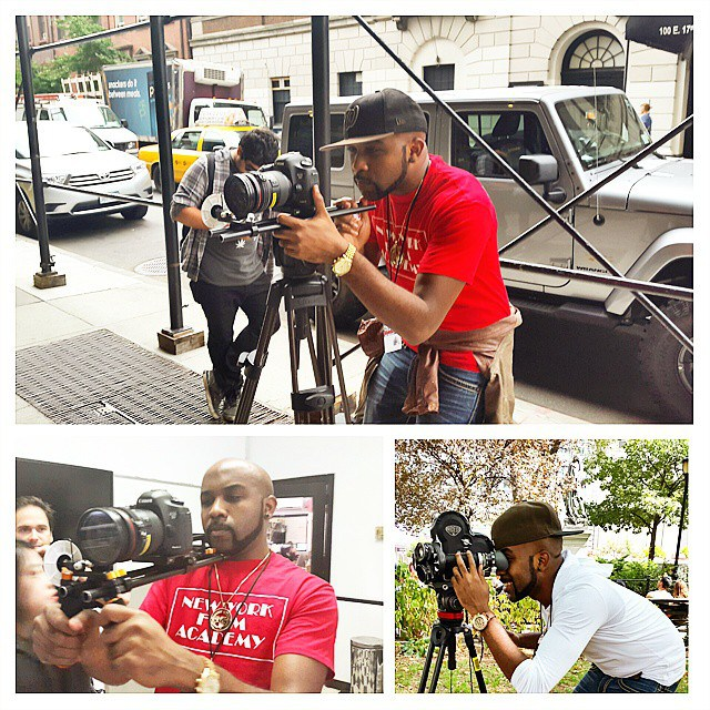 Photo of I ALWAYS KNEW I WAS GOING TO VENTURE INTO FILM MAKING – BANKY W
