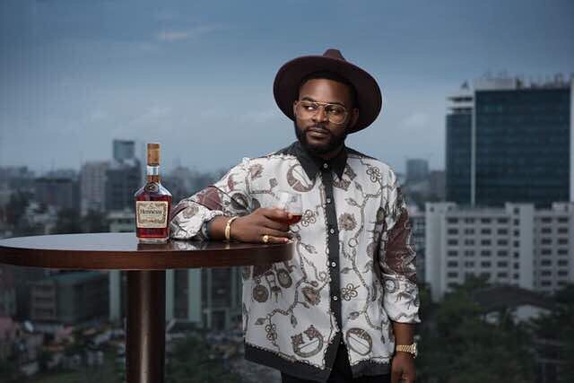 Photo of FALZ SIGNED JUICY DEAL WITH HENNESSY