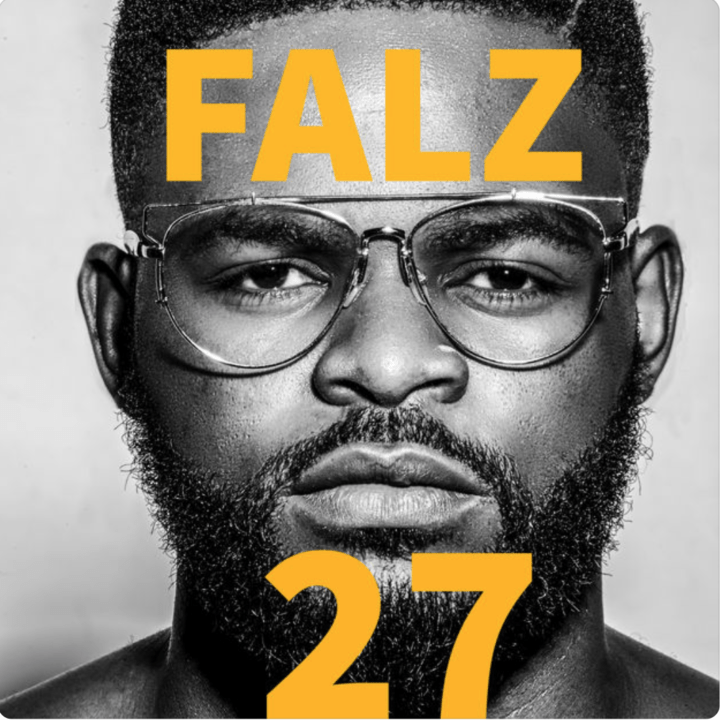 "Photo of FALZ DROPS SURPRISE ALBUM ""27"""