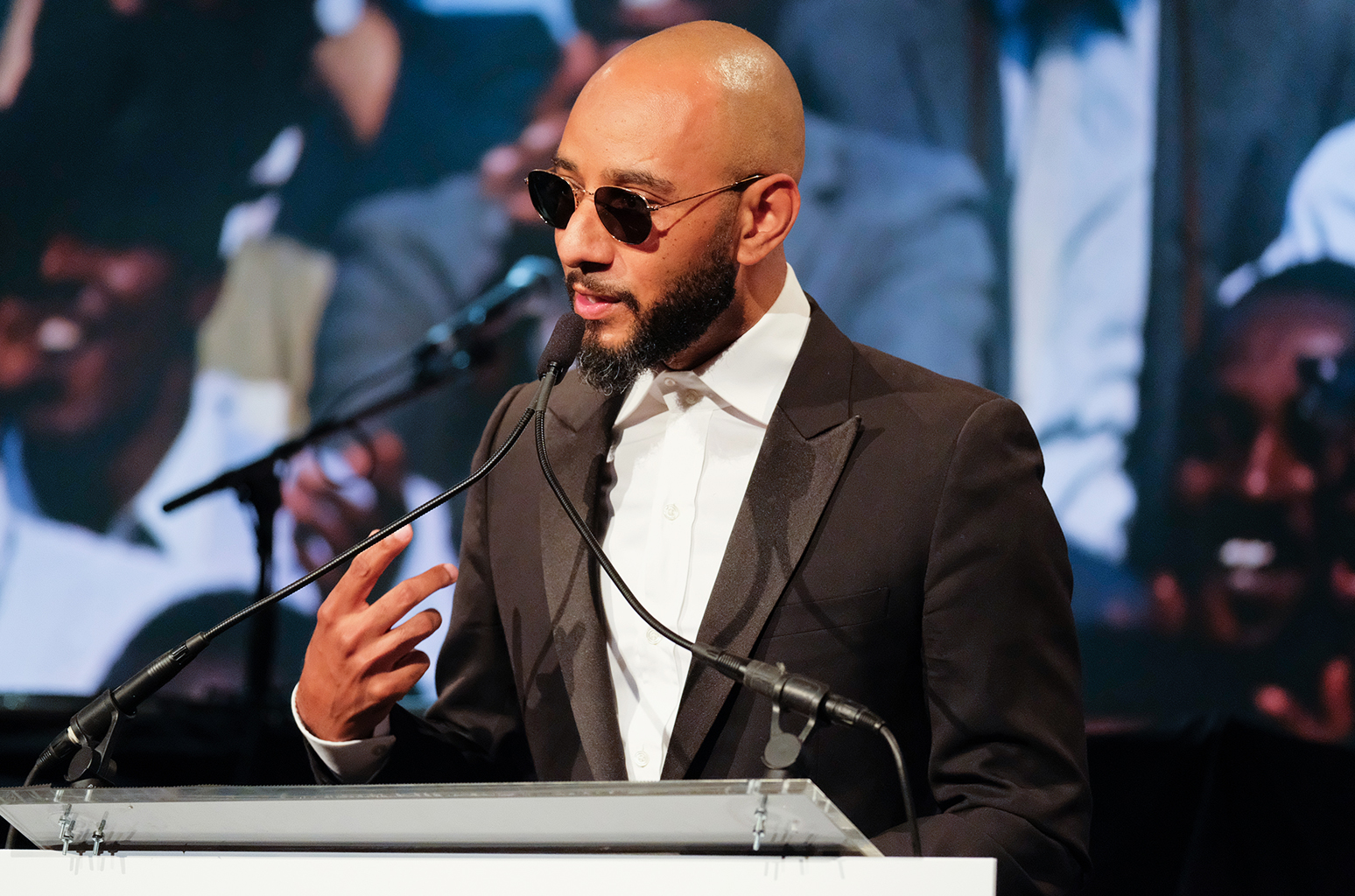 Photo of SWIZZ BEATZ GRADUATES FROM HARVARD BUSINESS SCHOOL.