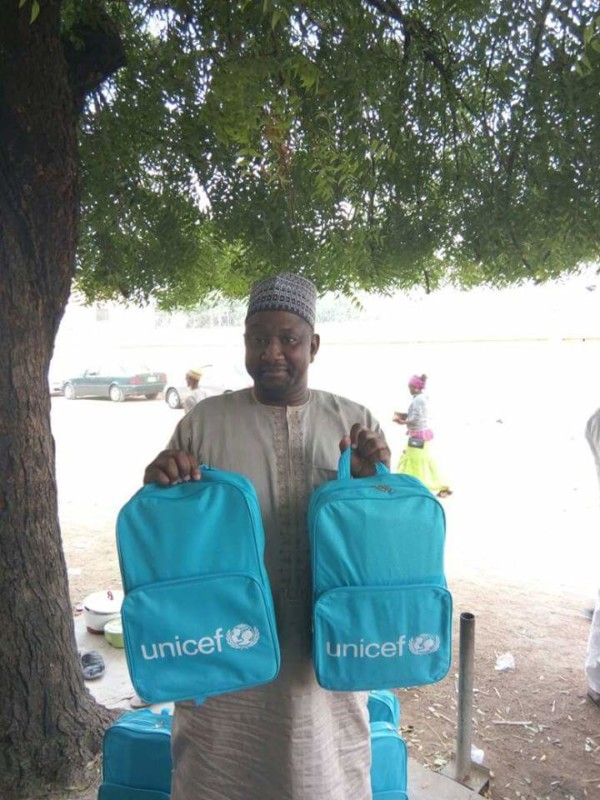Photo of UNICEF BAGS MEANT FOR IDPS REPORTEDLY BEING SOLD IN KANO MARKETS