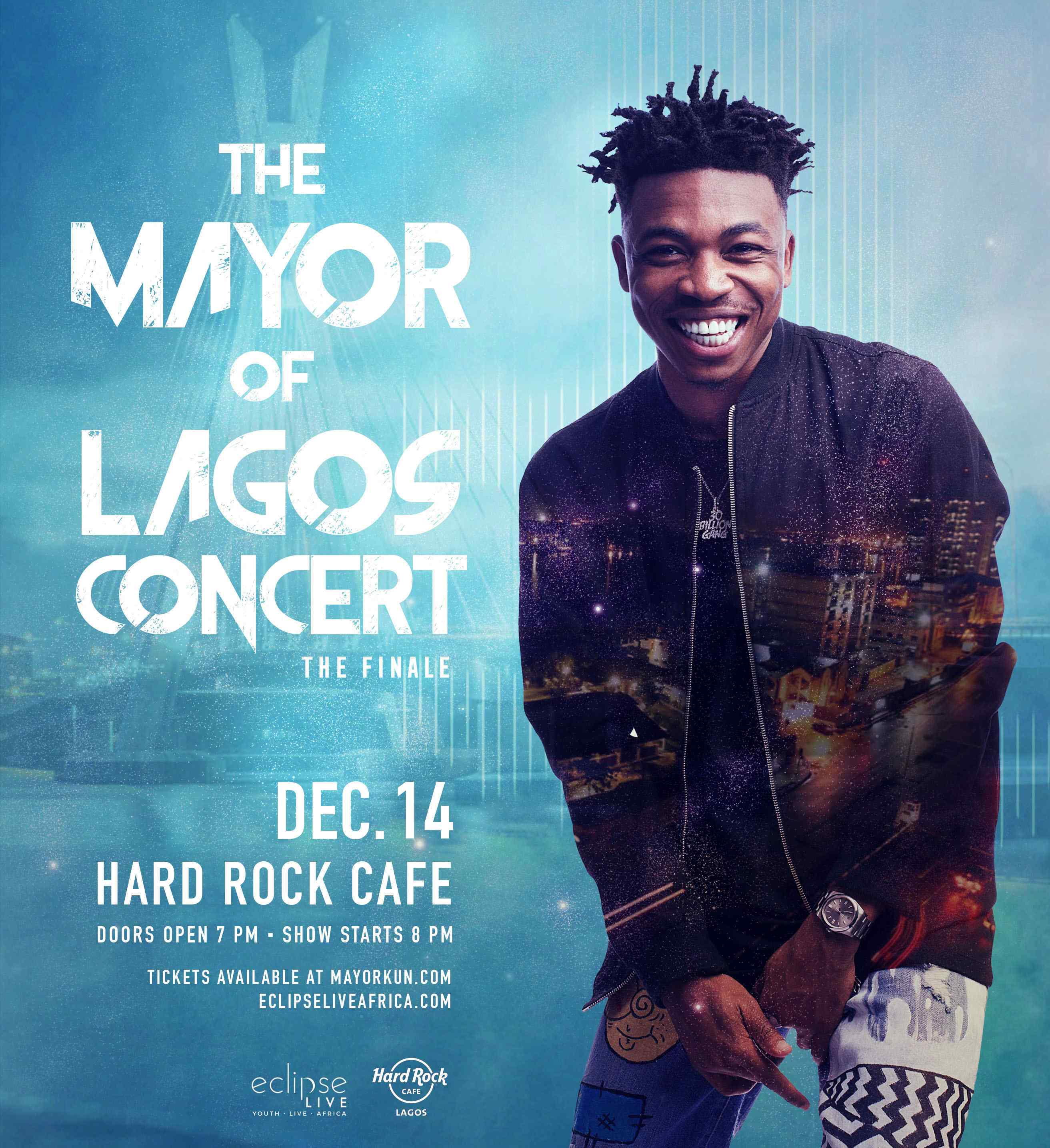 Photo of MAYORKUN SET TO HOLD MAYOR OF LAGOS CONCERT.