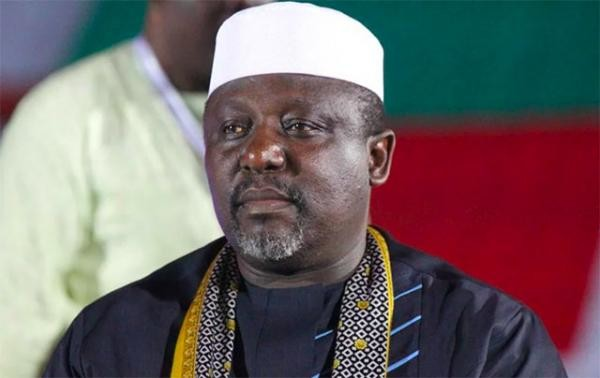Photo of OKOROCHA INSTALLS SISTER AS COMMISSIONER FOR HAPPINESS.