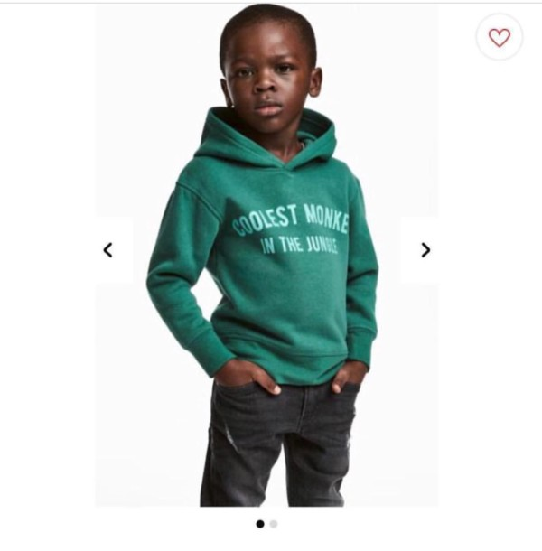 Photo of DIDDY REPORTEDLY SET TO OFFER H&M CHILD MODEL $1M CONTRACT.