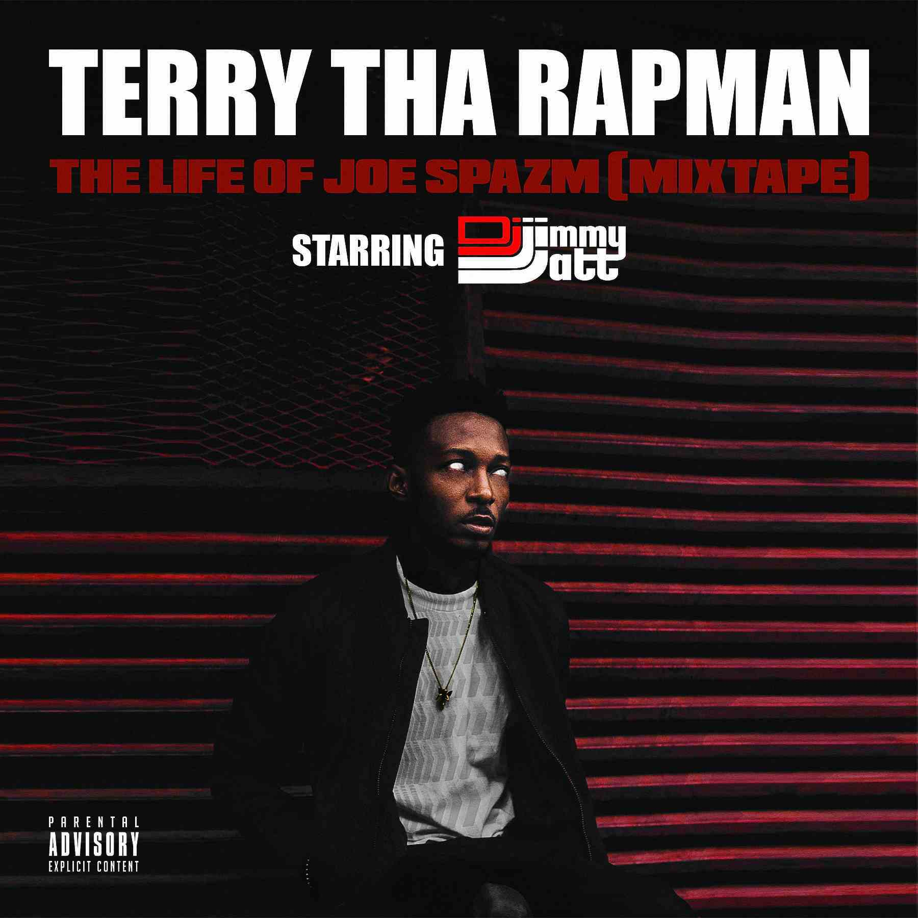 "Photo of TERRY THA RAPMAN FEATURES SIMI, ORITSE FEMI, DJ SPINALL ON NEW MIXTAPE ""THE LIFE OF JOE SPAZM""."