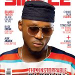 DJ SPINALL STARTS THE YEAR AS THE COVER STAR OF SIMPLE MAGAZINE
