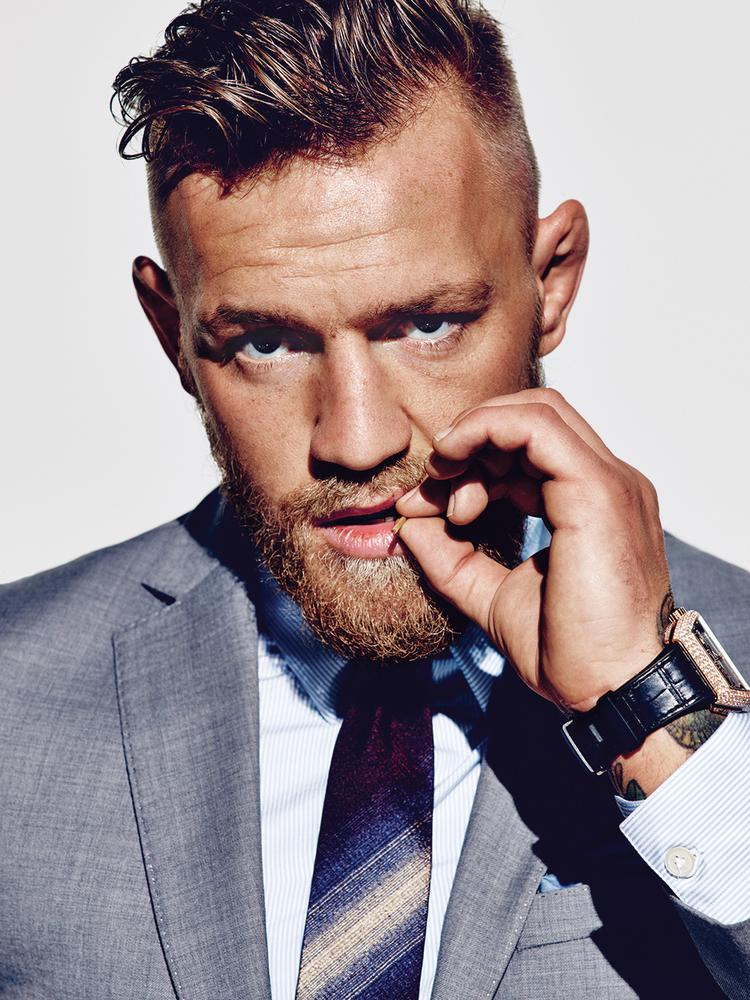 Photo of CONOR MCGREGOR TALKS ABOUT CAREER IN POLITICS AND A REMATCH WITH FLOYD MAYWEATHER!