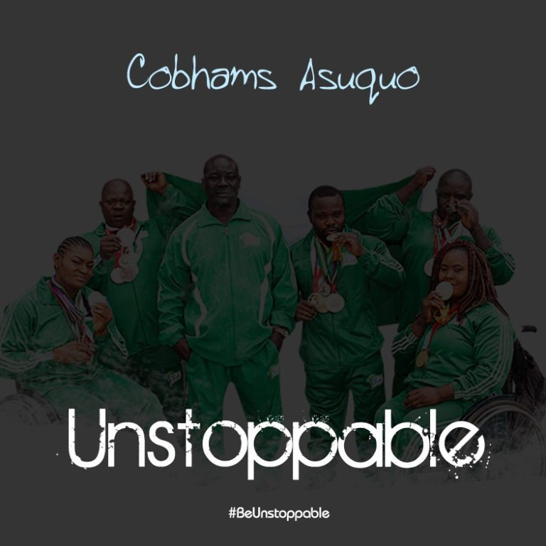 Photo of COBHAMS ASUQUO DEDICATES NEW SONG 'UNSTOPPABLE' TO 'EVERYONE WHO FEELS DOWNTRODDEN, UNDERAPPRECIATED'.