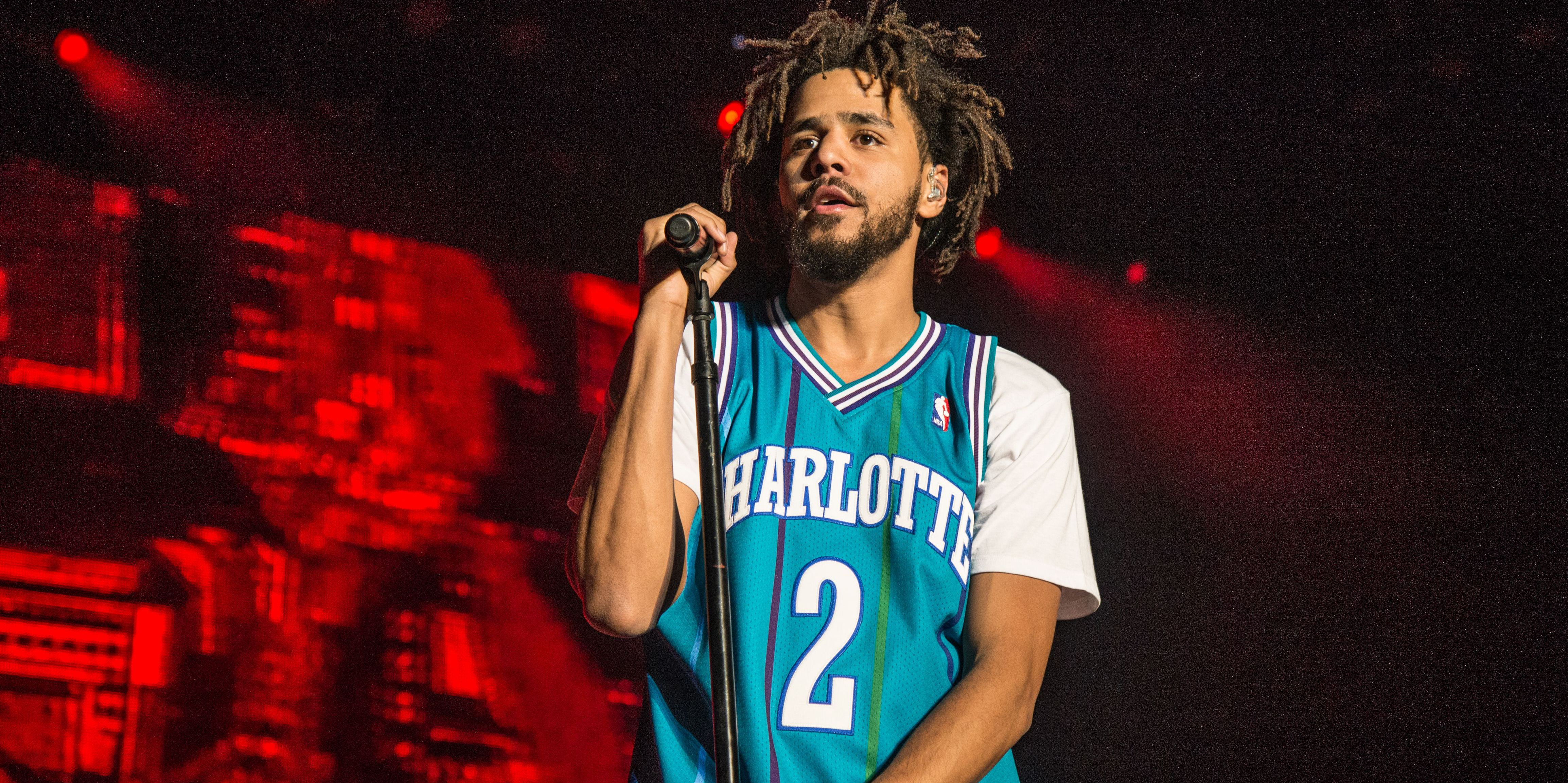 Photo of THIS APRIL. US RAPPER, J. COLE IS COMING TO LAGOS TO PERFORM ALONGSIDE DAVIDO & WIZKID.