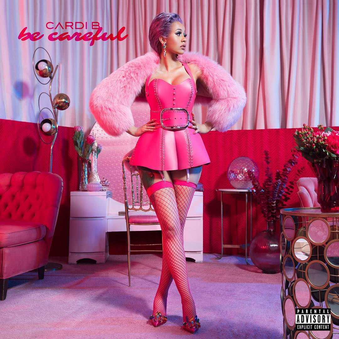 """Photo of CARDI B DROPS """"BE CAREFUL"""" AHEAD OF HER DEBUT ALBUM RELEASE"""