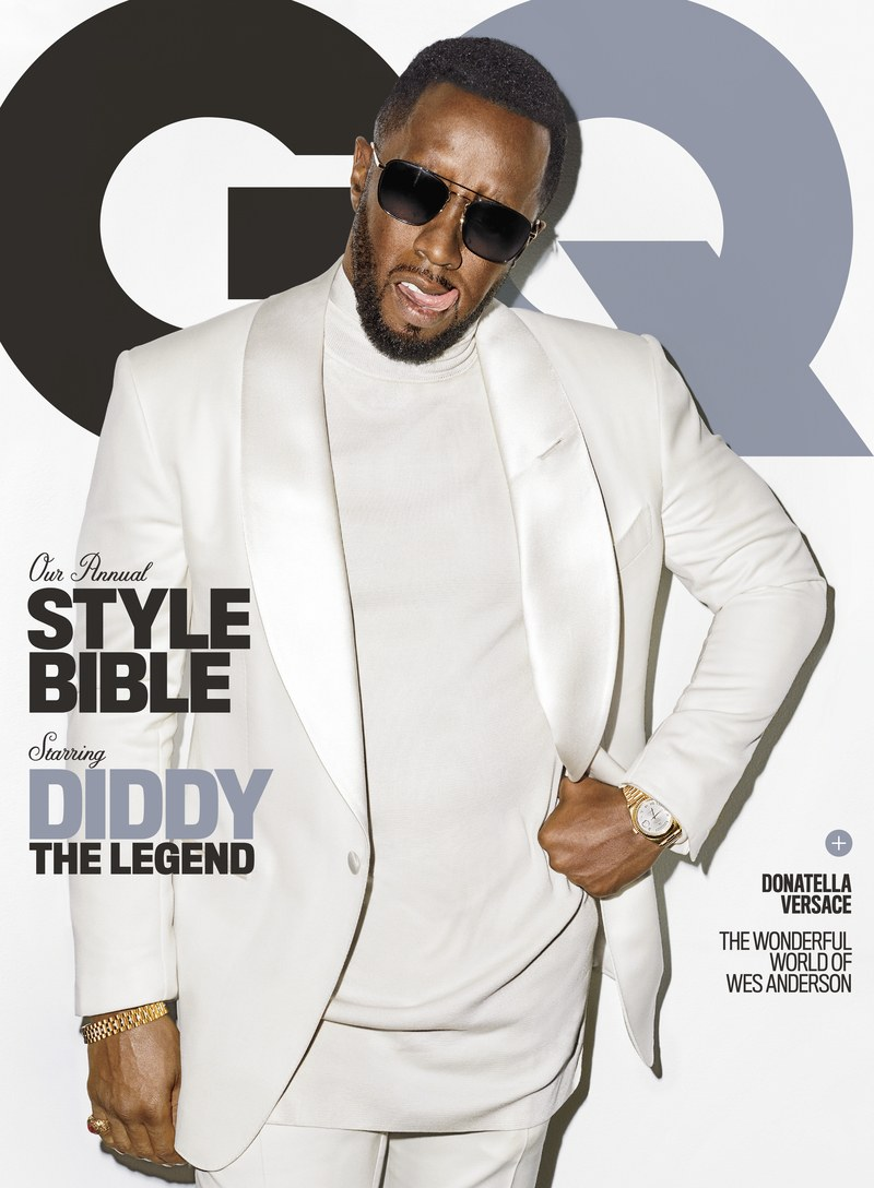 Photo of DIDDY COVERS GQ MAGAZINE, REVEALS HE'S WORKING ON AN APP TO BOOST BLACK-OWNED BUSINESSES