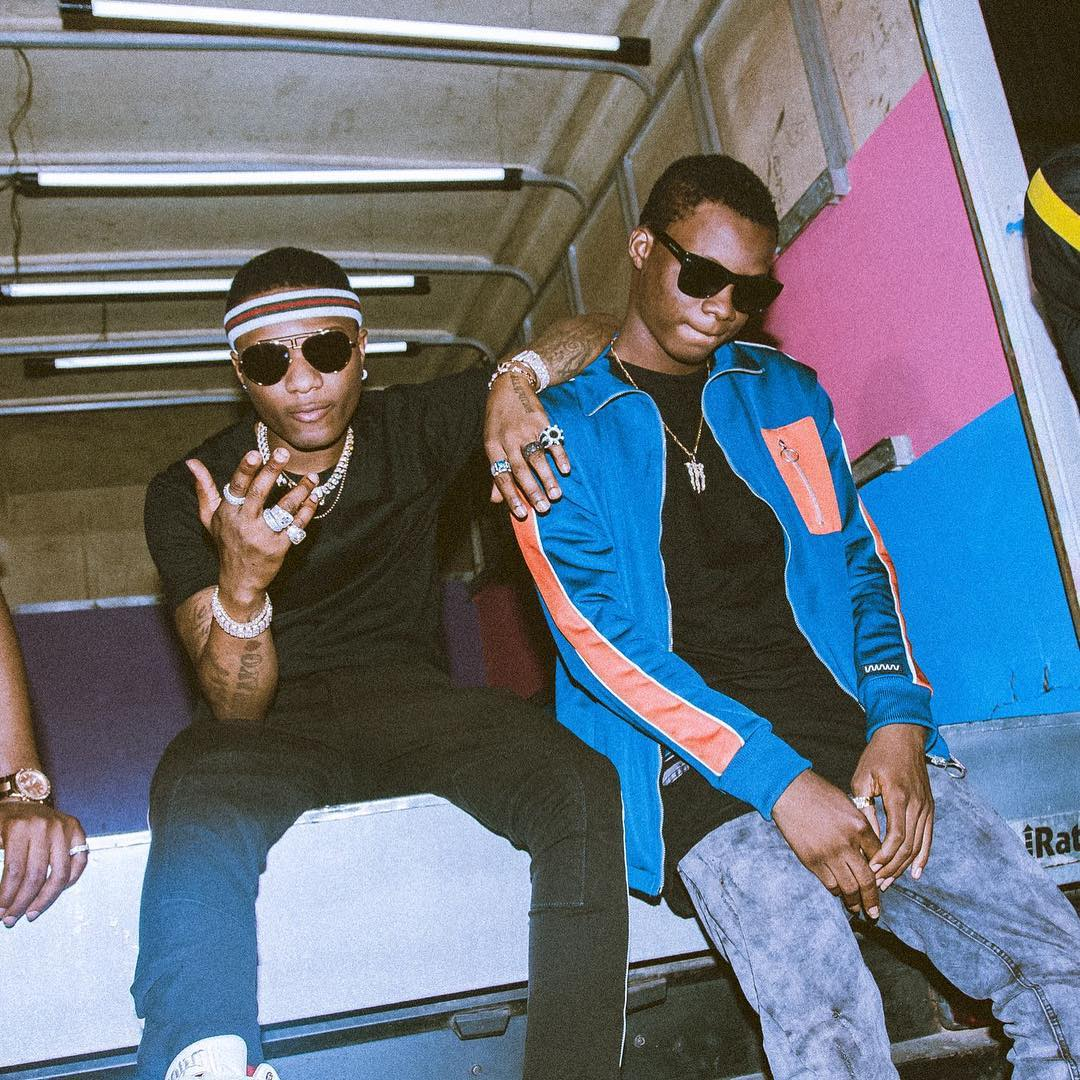 Photo of DONE DEAL! WIZKID SIGNS TERRI TO STARBOY ENTERTAINMENT