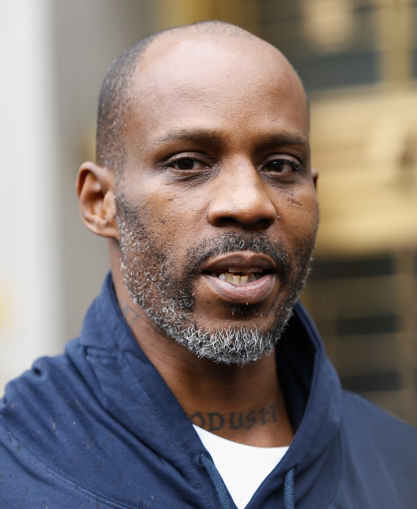 Photo of RAPPER DMX SENTENCED TO ONE YEAR IN PRISON FOR TAX FRAUD