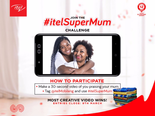Photo of ITEL MOBILE TO REWARD OUR AMAZING MOTHERS IN THE #ITELSUPERMUM CONTEST.