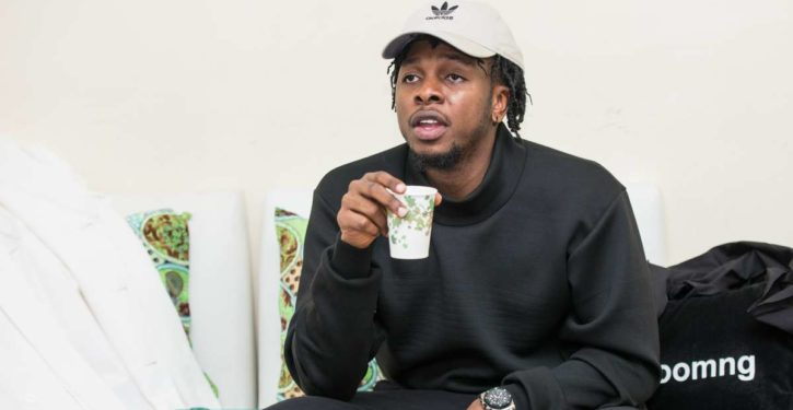 Photo of SINGER RUNTOWN SUED BY RECORD LABEL FOR BREACH OF CONTRACT.