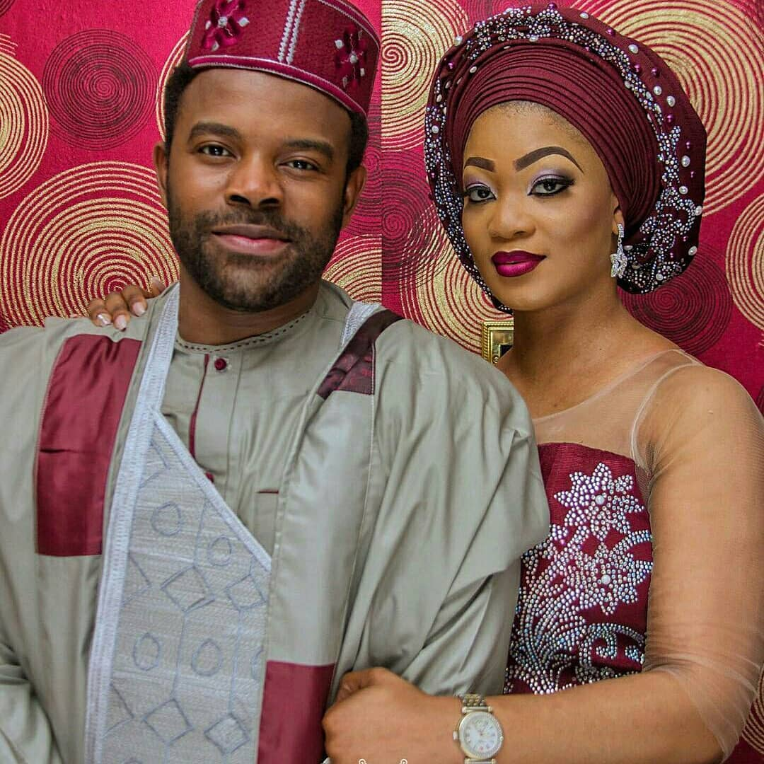 Photo of #GBANKS2018! CHECK OUT INTRODUCTION PICTURES FOR NOLLYWOOD ACTOR GABRIEL AFOLAYAN & HEARTTHROB BANKE.