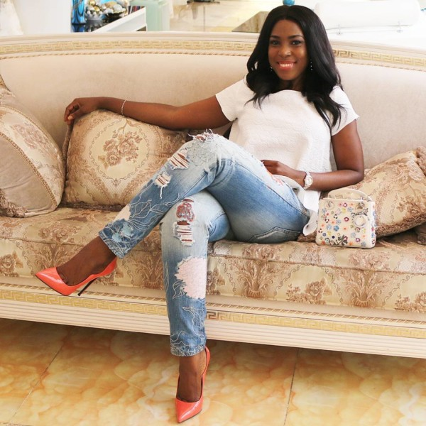 "Photo of ""SOMETIMES IT'S OKAY TO LET GO OF A BUSINESS VENTURE THAT IS DRAINING YOUR SPIRIT"" – LINDA IKEJI HAS A MESSAGE FOR EVERY ENTREPRENEUR OUT THERE."