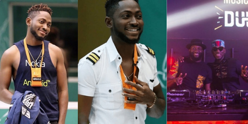 Photo of #BBNAIJA 2018: MIRACLE WINS N1M, TO TRAVEL WITH DJ SPINALL, DJ CUPPY AND OTHERS TO ONE AFRICA MUSIC FESTIVAL