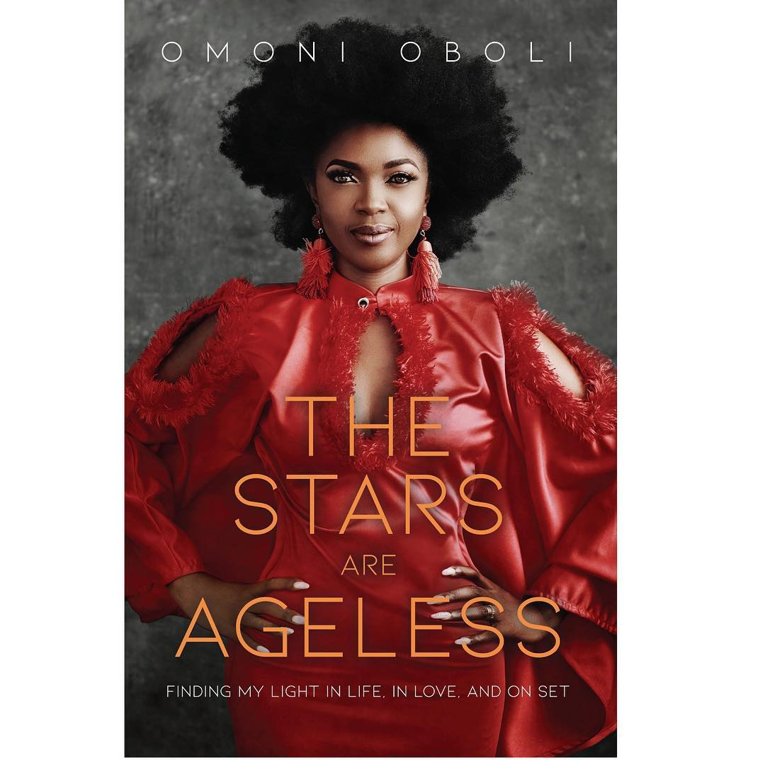 Photo of #THESTARSAREAGELESS! OMONI OBOLI CELEBRATES 40TH BIRTHDAY WITH NEW BOOK.