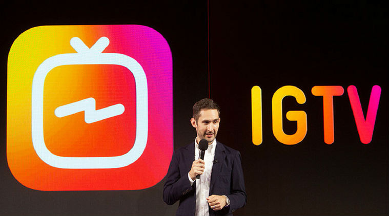Photo of INSTAGRAM LAUNCHES 'IGTV' FOR VIDEOS
