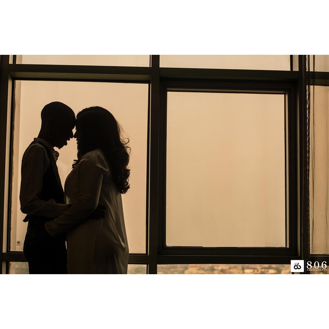 Photo of #THEVIBESWEDDING18! DJ CONSEQUENCE & HIS BOO OLAYEMISI ARE READY TO WALK DOWN THE AISLE