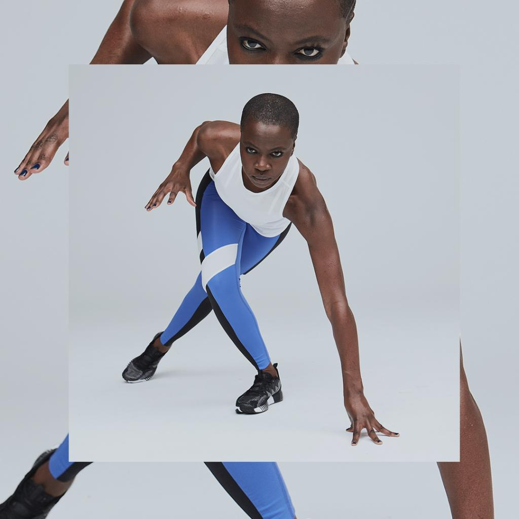 Photo of DANAI GURIRA IS THE NEW FACE OF REEBOK