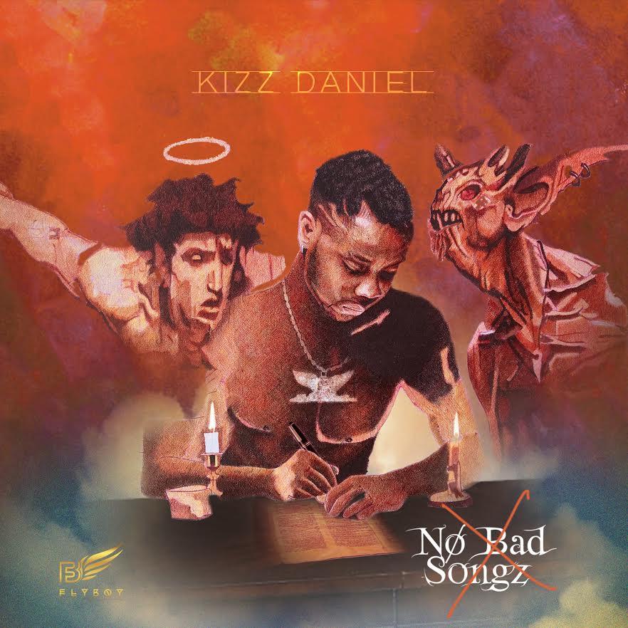 Photo of KIZZ DANIEL RELEASES COVER ART FOR SOPHOMORE ALBUM 'NO BAD SONGZ'