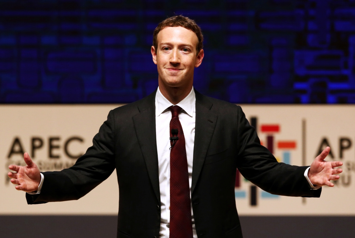 Photo of MARK ZUCKERBERG TOPS WARREN BUFFETT TO BECOME THE WORLD'S THIRD-RICHEST PERSON