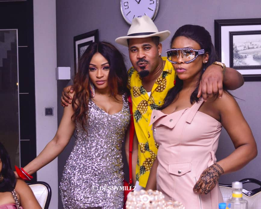 Photo of SHEYMAN, SEXYSTEEL & MORE ATTENDS PHLEX'S BIRTHDAY PARTY