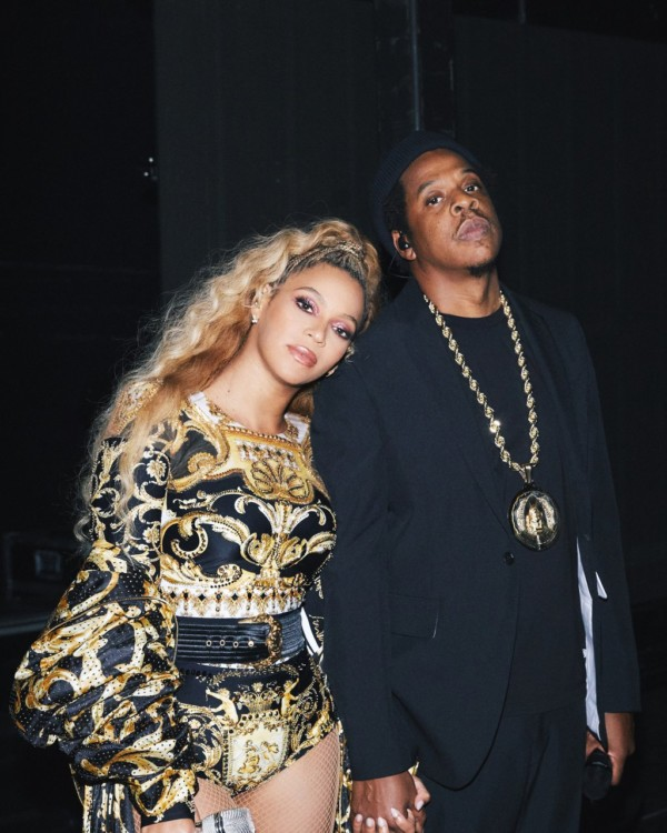 Photo of JAY-Z AND BEYONCE TO DONATE MORE THAN $1 MILLION IN SCHOLARSHIPS TO STUDENTS IN OTR II TOUR CITIES