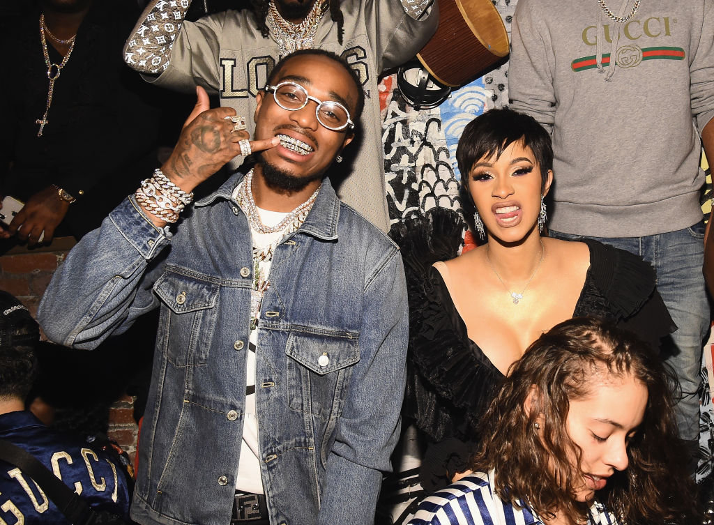Photo of CARDI B, JENNIFER LOPEZ, JA RULE, TIFFANY HADDISH, MAXWELL ATTEND 2018 MTV VIDEO MUSIC AWARDS AFTER-PARTIES