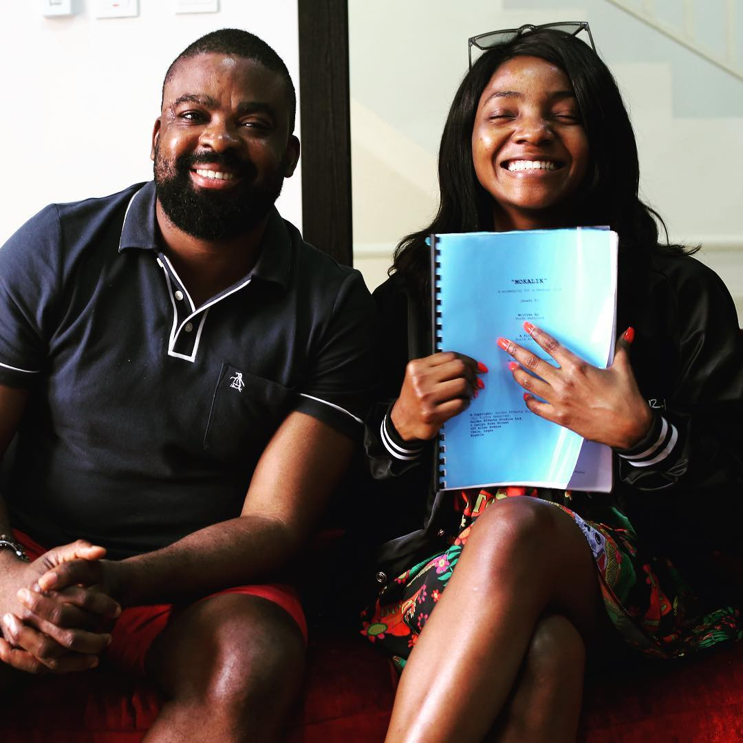 "Photo of SIMI TO STAR IN KUNLE AFOLAYAN'S NEW MOVIE ""MOKALIK"""