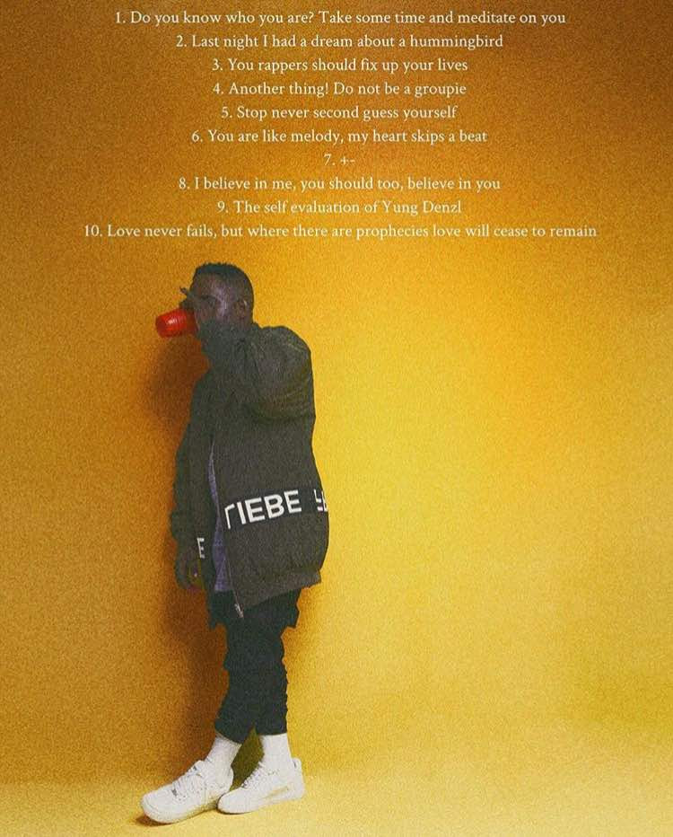 Photo of MI ABAGA UNVEILS TRACKLIST FOR YUNG DENZEL ALBUM