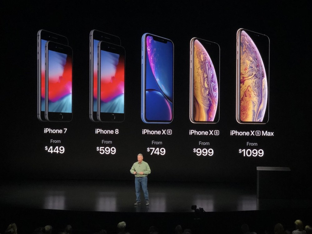 Photo of THEY'RE HERE! APPLE ANNOUNCES IPHONE XS, IPHONE XS MAX & IPHONE XR AT #APPLEEVENT