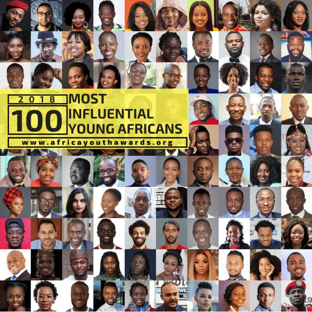 Photo of DAVIDO, FALZ, KENNYBLAQ, TOKE MAKINWA, NAMED IN AFRICA YOUTH AWARDS' 100 MOST INFLUENTIAL YOUNG AFRICANS LIST