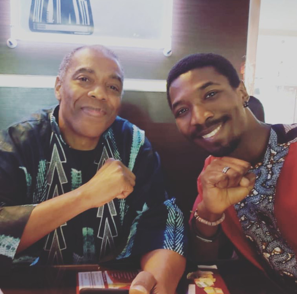 Photo of FEMI KUTI'S SON MADE JOINS HIS MUSIC BAND