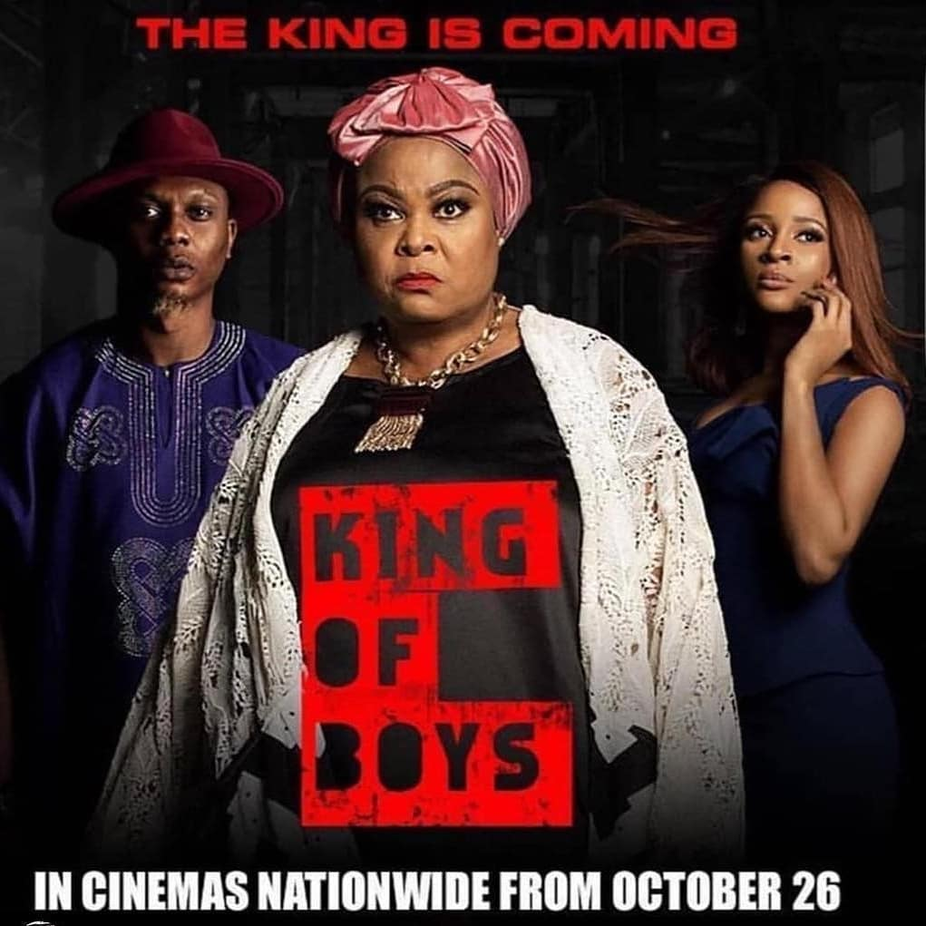 "Photo of KEMI ADETIBA'S ""KING OF BOYS"" PREMIERES TO A WARM RECEPTION FROM FANS & CRITICS"