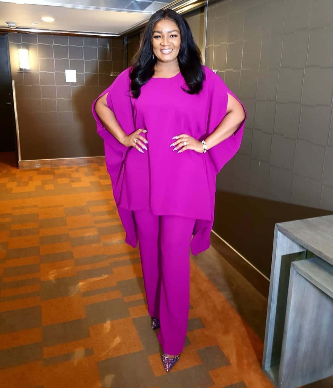 Photo of OMOTOLA JALADE-EKEINDE LISTED AS ONE OF THE MOST INFLUENTIAL 100 PEOPLE OF AFRICAN DESCENT