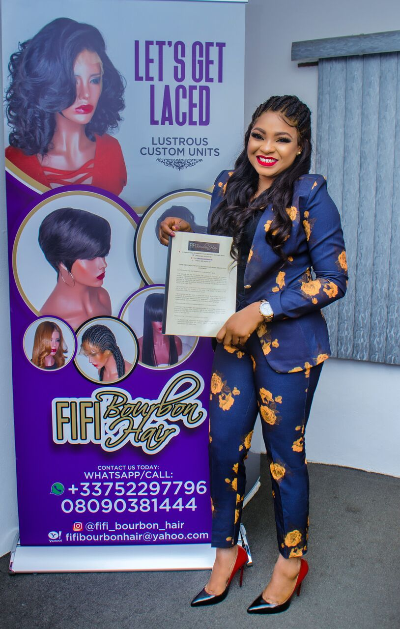Photo of NOLLYWOOD FAST RISING COMICAL ACTRESS, FUNMI AWELEWA INKS ANOTHER MEGA ENDORSEMENT DEAL