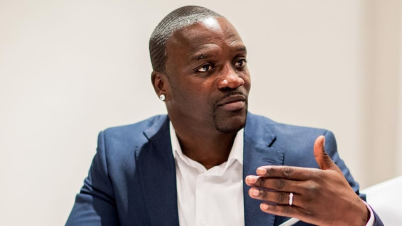 Photo of AKON CONSIDERING RUNNING AGAINST DONALD TRUMP IN 2020