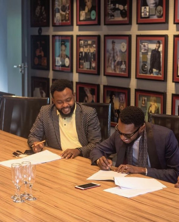 Photo of D'BANJ PARTNERS WITH SONY MUSIC AFRICA