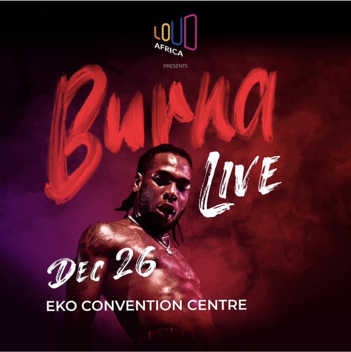 "Photo of BURNA BOY SET TO SHUT LAGOS DOWN WITH HIS ""BURNA LIVE"" CONCERT"