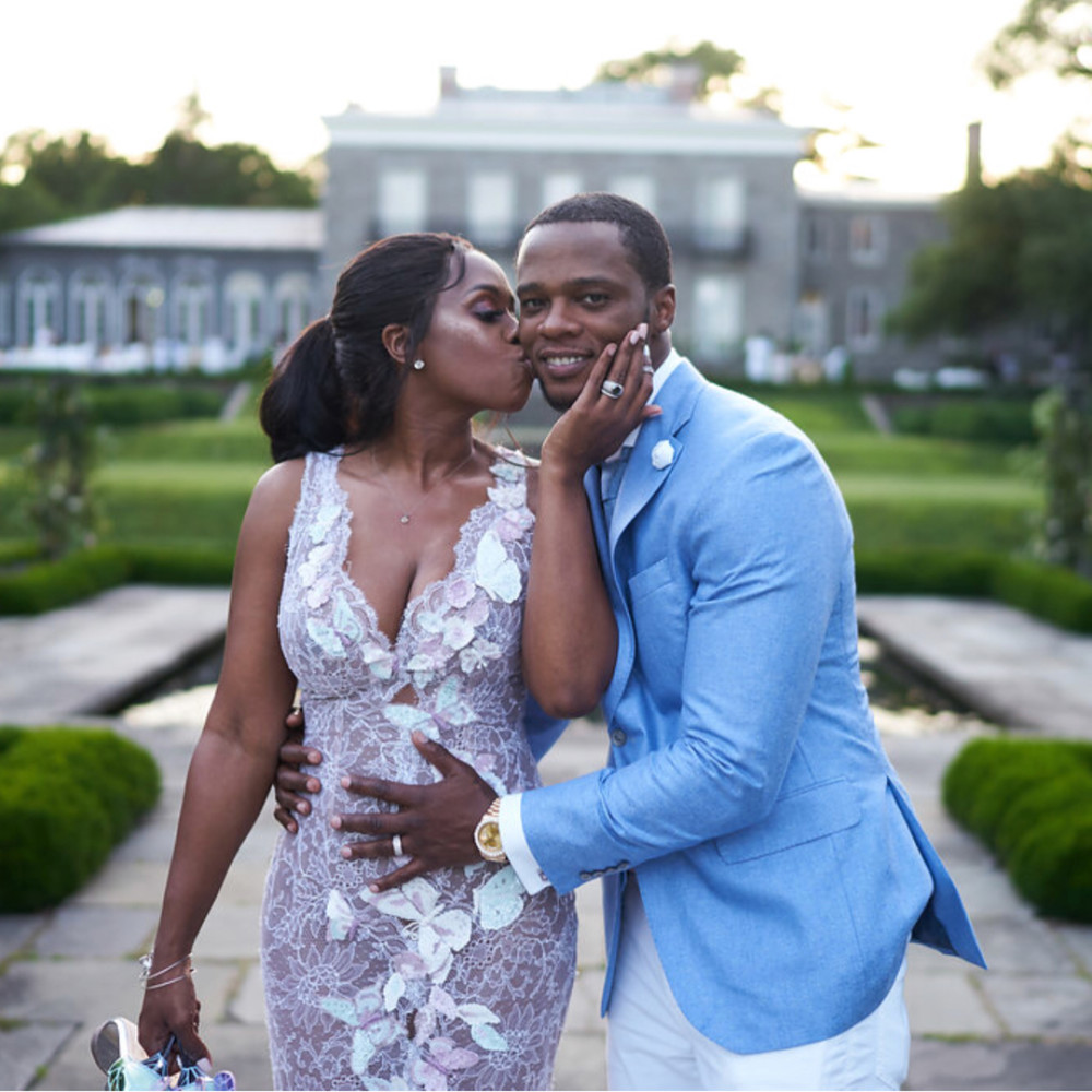 Photo of REMY MA & PAPOOSE WELCOME BABY GIRL