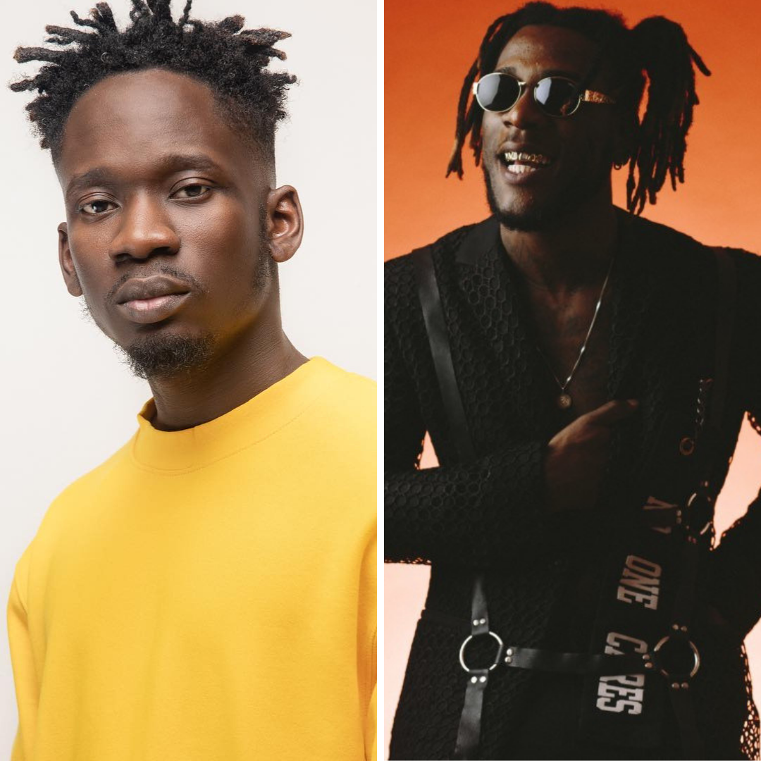 Photo of BURNA BOY AND MR EAZI TO PERFORM AT 2019 COACHELLA ALONGSIDE ARIANA GRANDE, SOLANGE, WIZ KHALIFA, KID CUDI