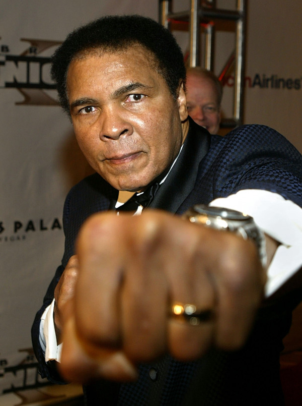 Photo of MUHAMMAD ALI TO GET AIRPORT NAMED AFTER HIM