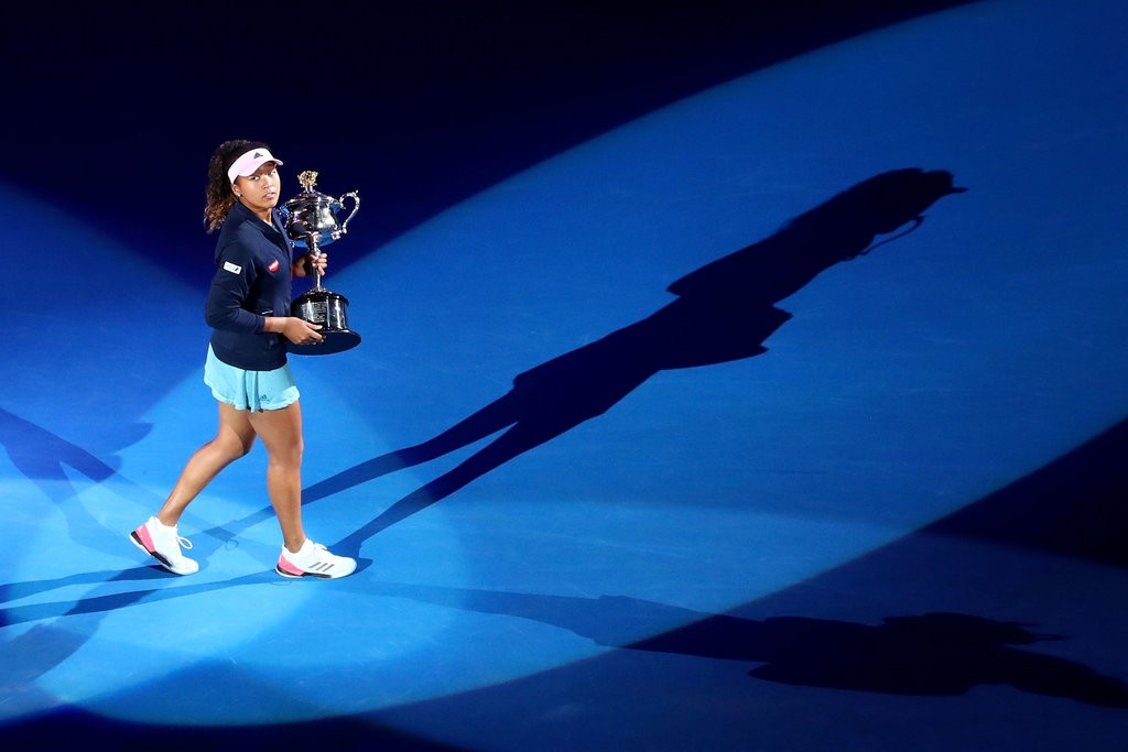 Photo of 2ND SLAM TITLE SIGNALS; NAOMI OSAKA HAS THE POWER TO RULE TENNIS