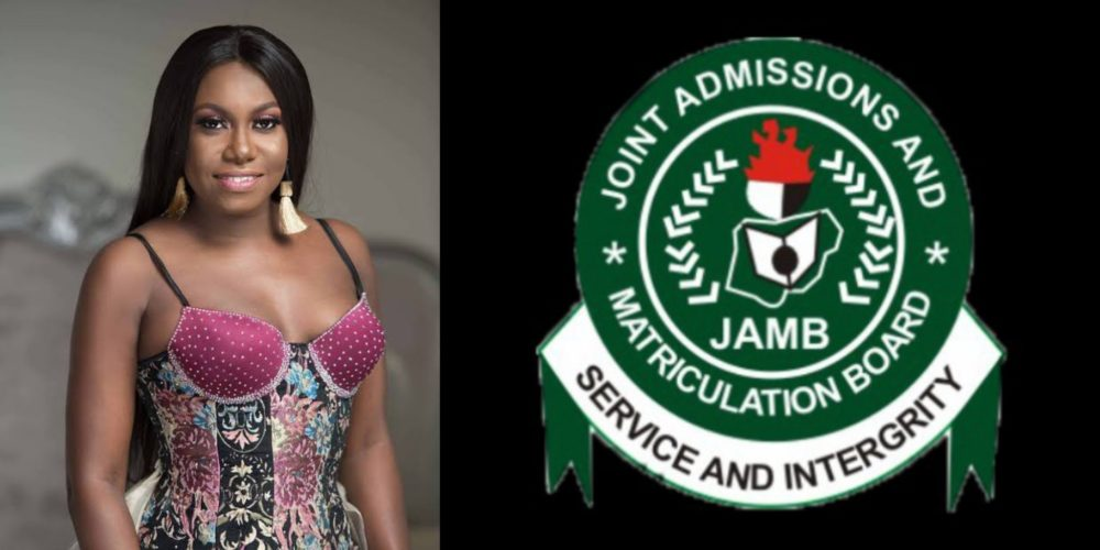 Photo of NIGERIAN SINGER NINIOLA PURCHASES JAMB FORMS FOR 30 STUDENTS