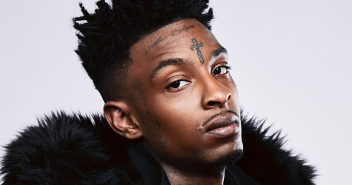 Photo of 21 SAVAGE TO BE RELEASED ON BOND PENDING DEPORTATION HEARING