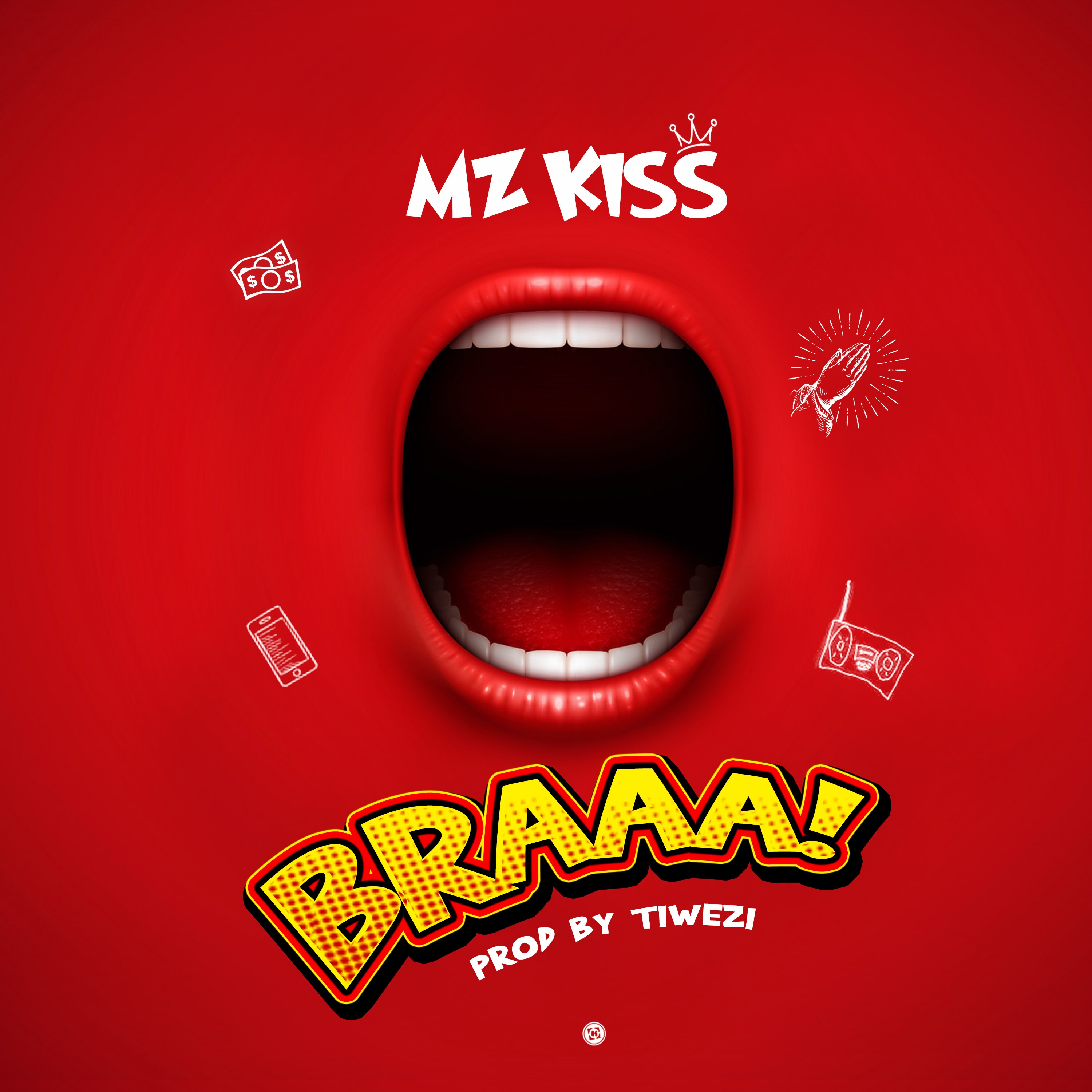 Photo of [Music] Mz Kiss – BRAAA