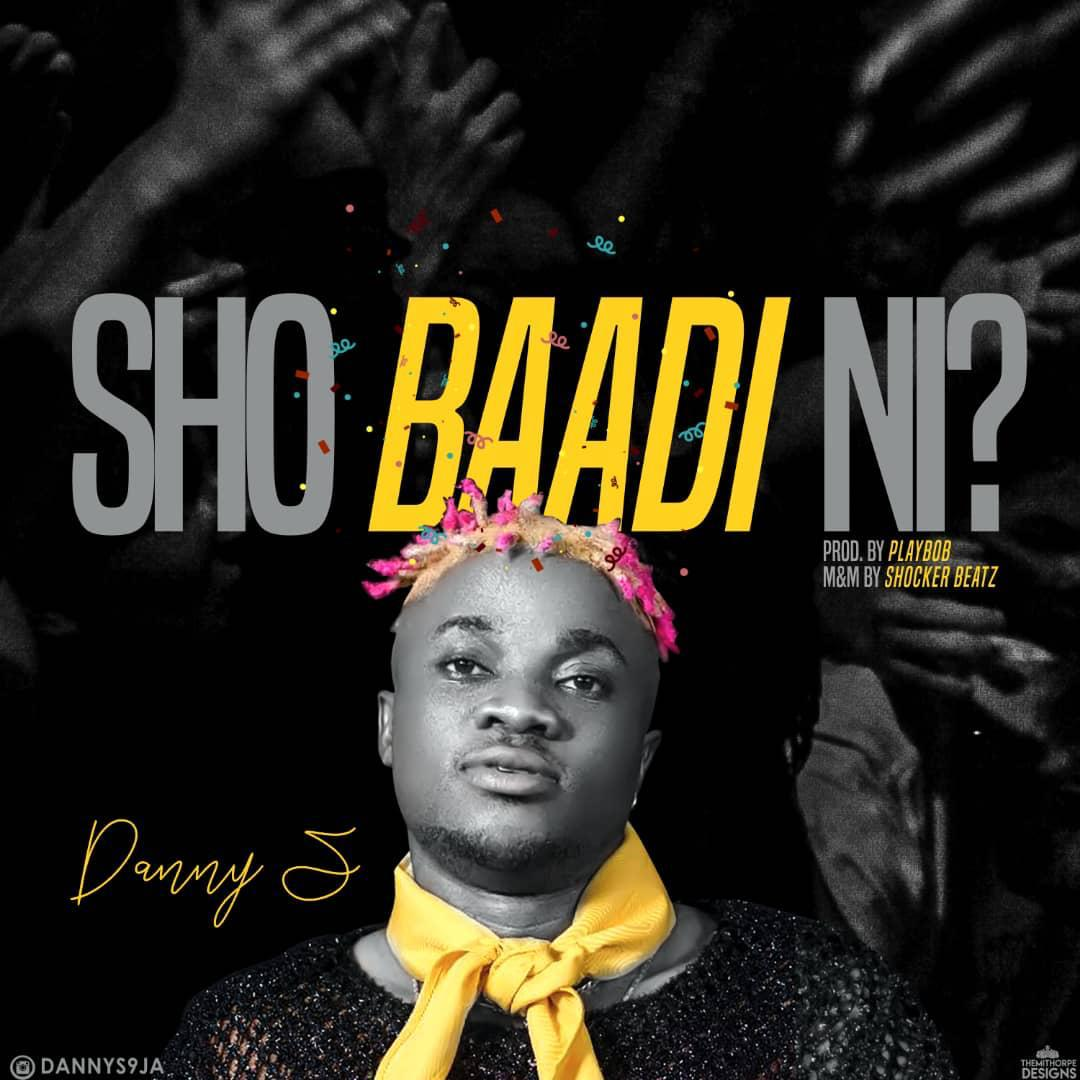 Photo of Danny S – Sho Baadi Ni ?